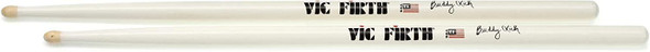 Vic Firth Signature Series Drumsticks - Buddy Rich (5-pack) Value Bundle