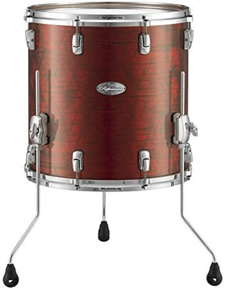 """Pearl 16""""x14"""" Reference Floor Tom RF1614F/C403 RED ONYX Drum"""