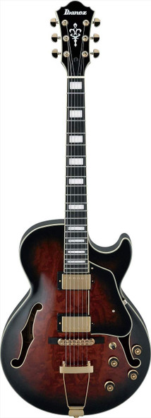 Ibanez AG95QA Artcore Expressionist Hollow Body Electric Guitar