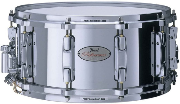 """Pearl 14"""" x 6.5"""" 3mm Cast Steel Snare Drum"""