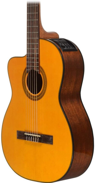 Takamine GC1CE Nylon-String Left-Handed Acoustic-Electric Guitar