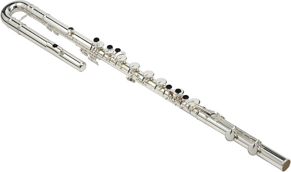 Pearl Bass Flute w/Case and Cover (PFB305)