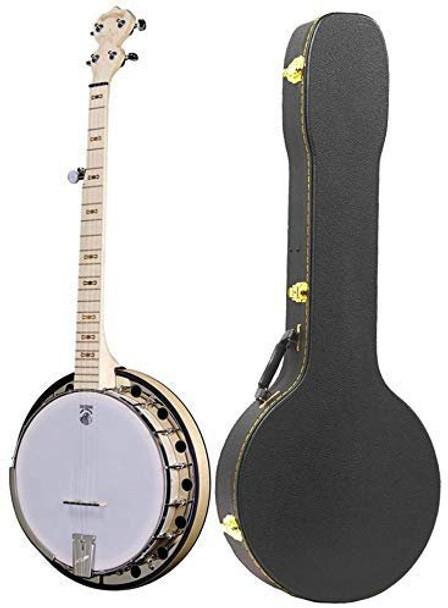 Deering Goodtime 2 Resonator Banjo with Hard Case
