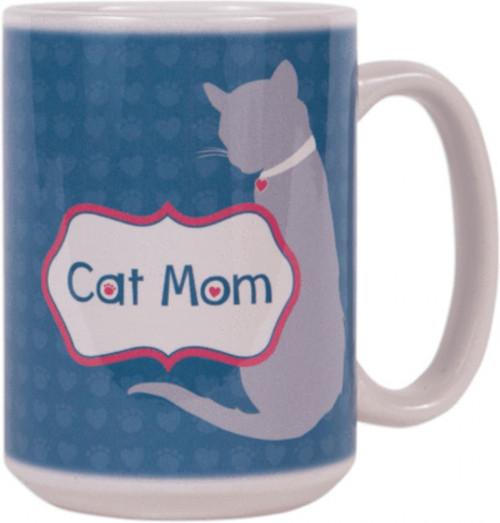 Big Mug 15oz Cat