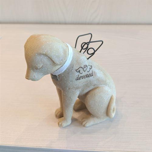 Figure Faithful Angel Dog