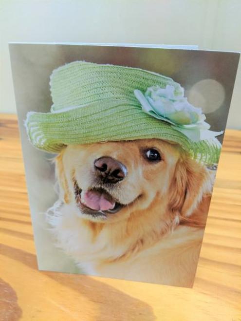 Avanti Card Mom Day Green Hat