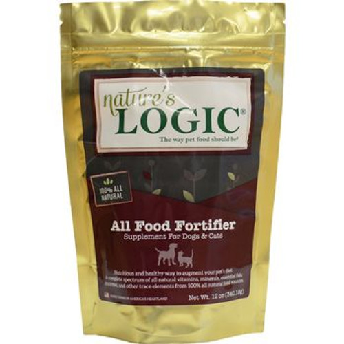 NL Supplement All Food Fortifier 12oz