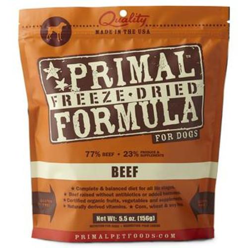 Primal Dog FD Beef