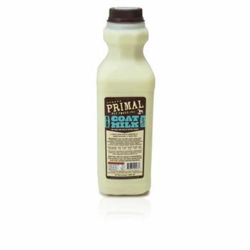 Primal Goats Milk 16oz Bottle NC