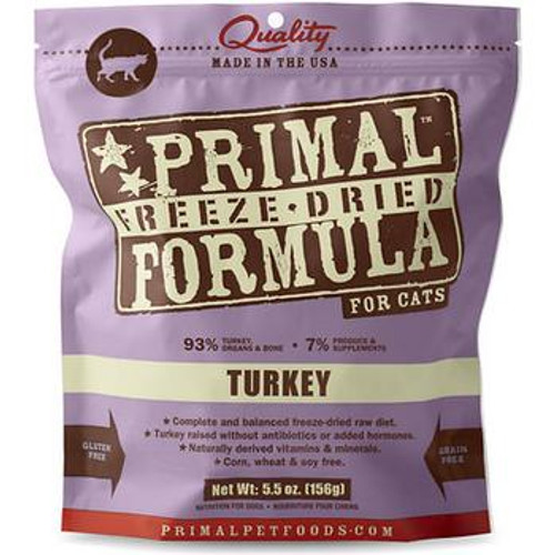 Primal FD Cat Turkey Nuggets 14oz