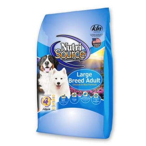 Nutrisource Dog Adult Lg Breed 33lb