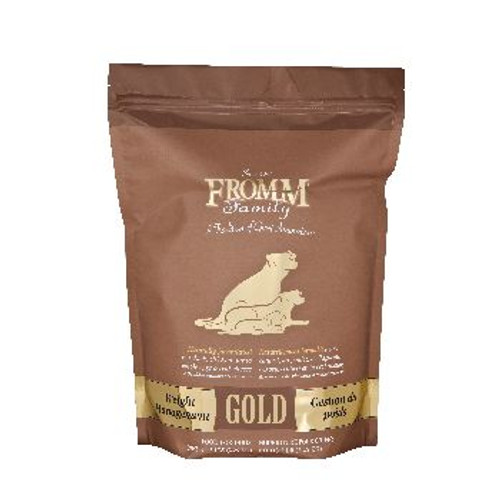 Fromm Gold Dog Weight Mgmt 5lb