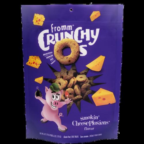 Fromm Treats Crunchy Os 6oz