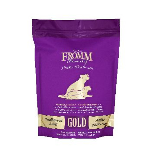 Fromm Gold Adult Sm Breed