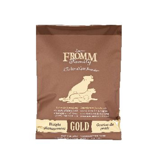Fromm Gold Dog Weight Mgmt