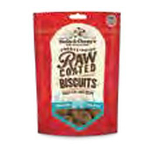 Stella and Chewy Dog Raw Coated Biscuit 9oz