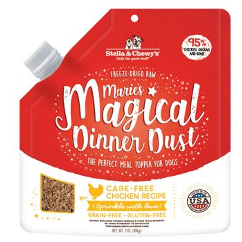 Stella and Chewy Magical Dinner Dust 7oz
