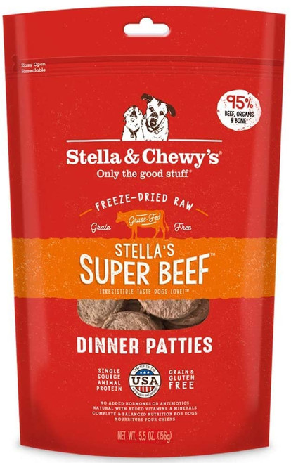 Stella and Chewy FD Super Beef Dinner