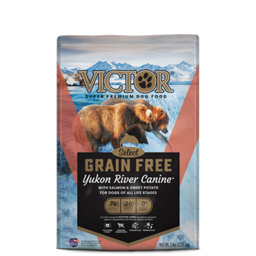 Victor Dog Select GF Yukon River