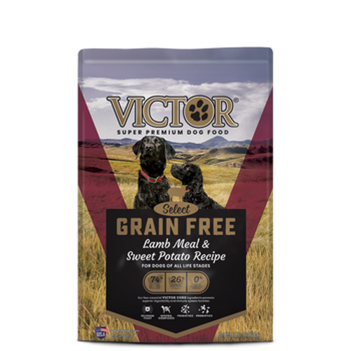 Victor Dog Select GF Lamb Meal 15lb