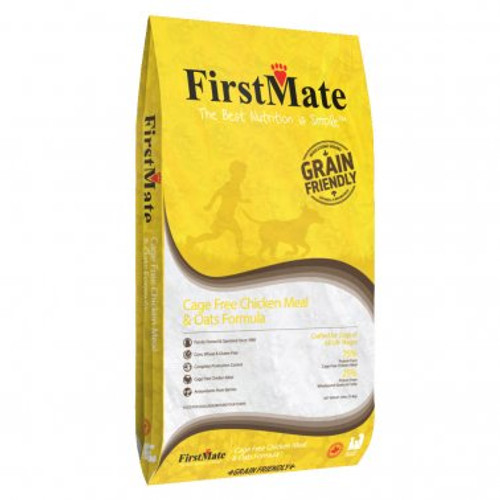 First Mate Gr Friendly Chicken Oat