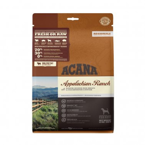 Acana Regionals App Ranch