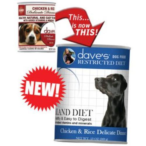 Daves Dog Restricted 13oz