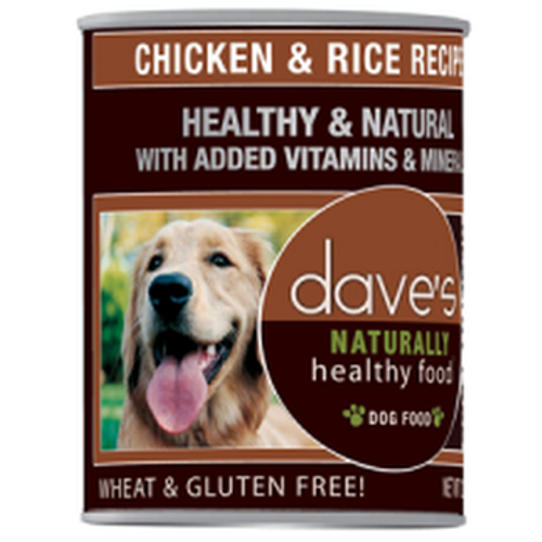 Daves Dog Naturally Hlthy 13oz