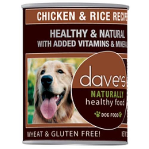 Daves Dog Naturally Healthy 13oz