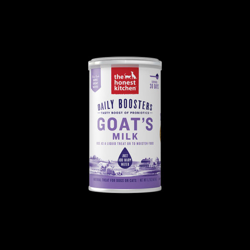 Honest Kit Daily Booster Goat Milk 5oz