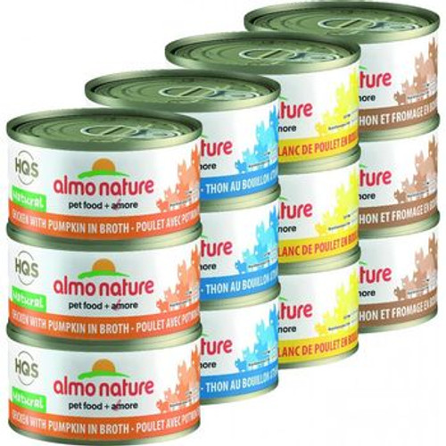 Almo Nature Cat Natural Can 2oz