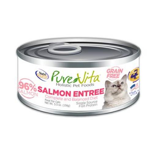 Pure Vita Cat Can GF 5oz