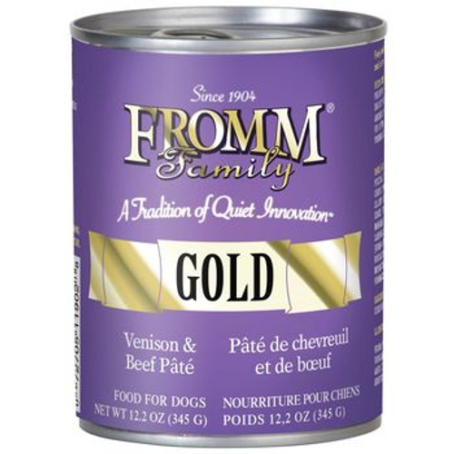 Fromm Gold Dog Can 12oz