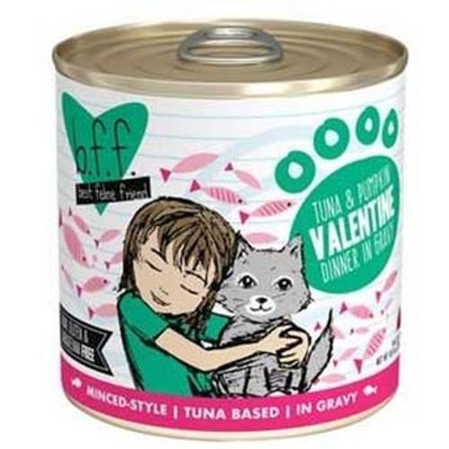 Weruva BFF Cat Tuna Pumpkin Valentines