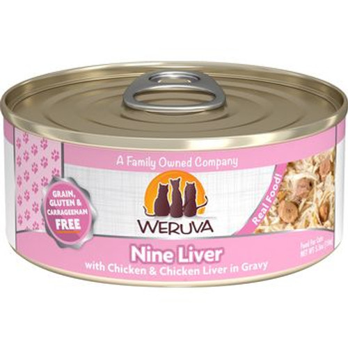 Weruva Cat Nine Liver