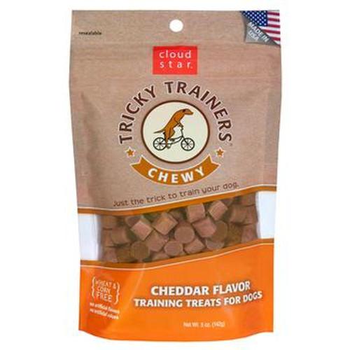 Buddy Biscuit Chewy Trk Trn Chedd 5oz