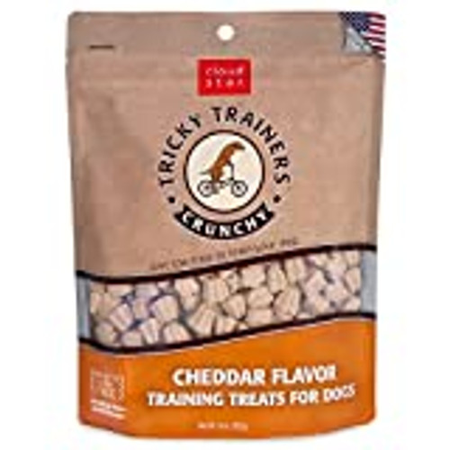 Crunchy, tiny, perfect for training!