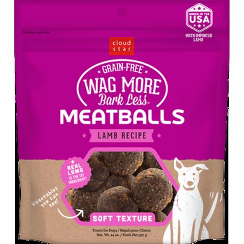 Wag More Meatballs 14oz