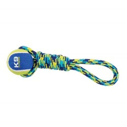 K9 Fitness Zeus Tennisball Rope Tug