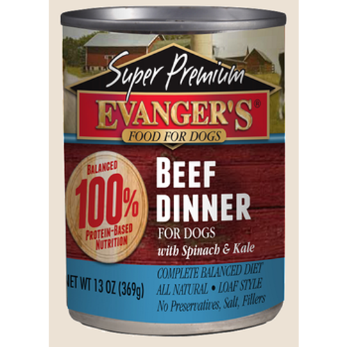 Evangers Dog Premium Dinner Can 13oz