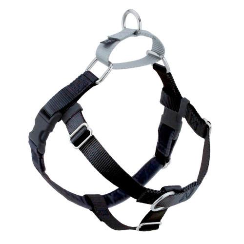 2 Hounds Harness XL Black