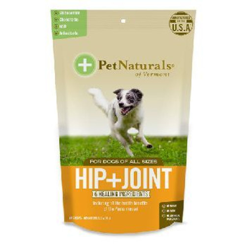 Pet Naturals Dog Hip Joint Chew 60ct