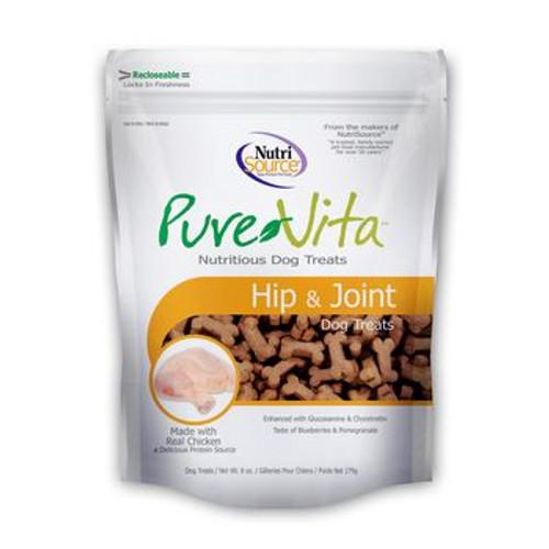 Pure Vita Hip Joint Dog Treat 6oz