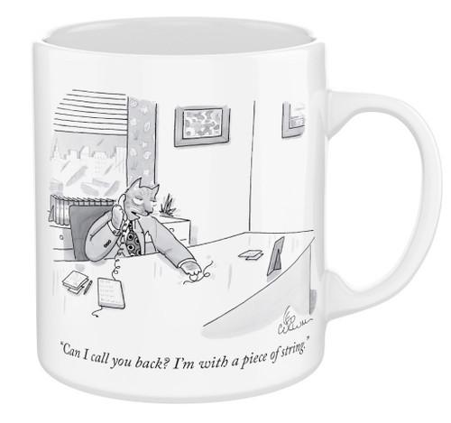 NYPC Mug Cat Cartoons