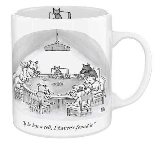 NYPC Mug Cat's Tell