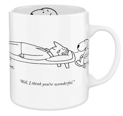 NYPC Mug You're Wonderful