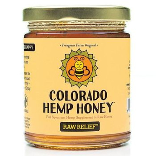 Colorado Hemp Honey 6oz