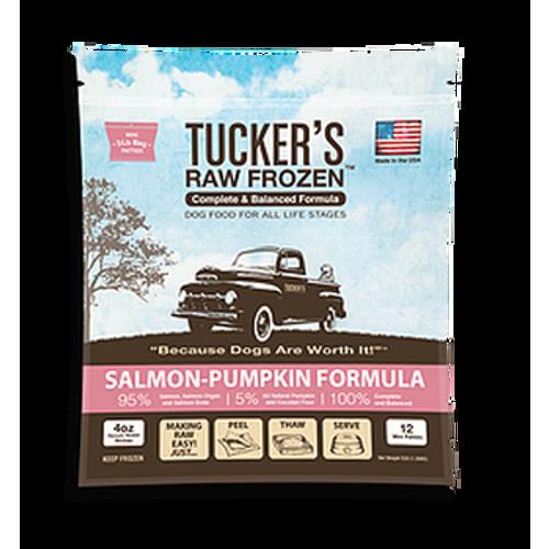 Tuckers Frozen Salmon Pumpkin 6lb