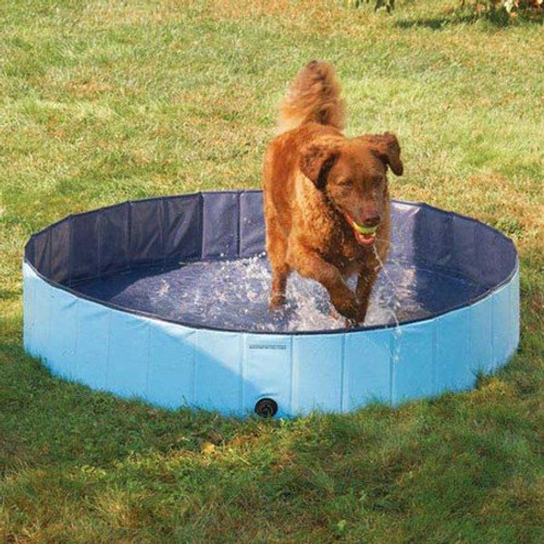 Cool Pup Splash About Dog Pool Med