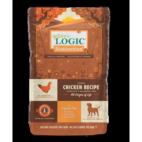 Natures Logic Distinction Chicken w Millet